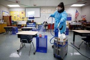 Covid-19 Shot Needed for Arizona Children Returning to School
