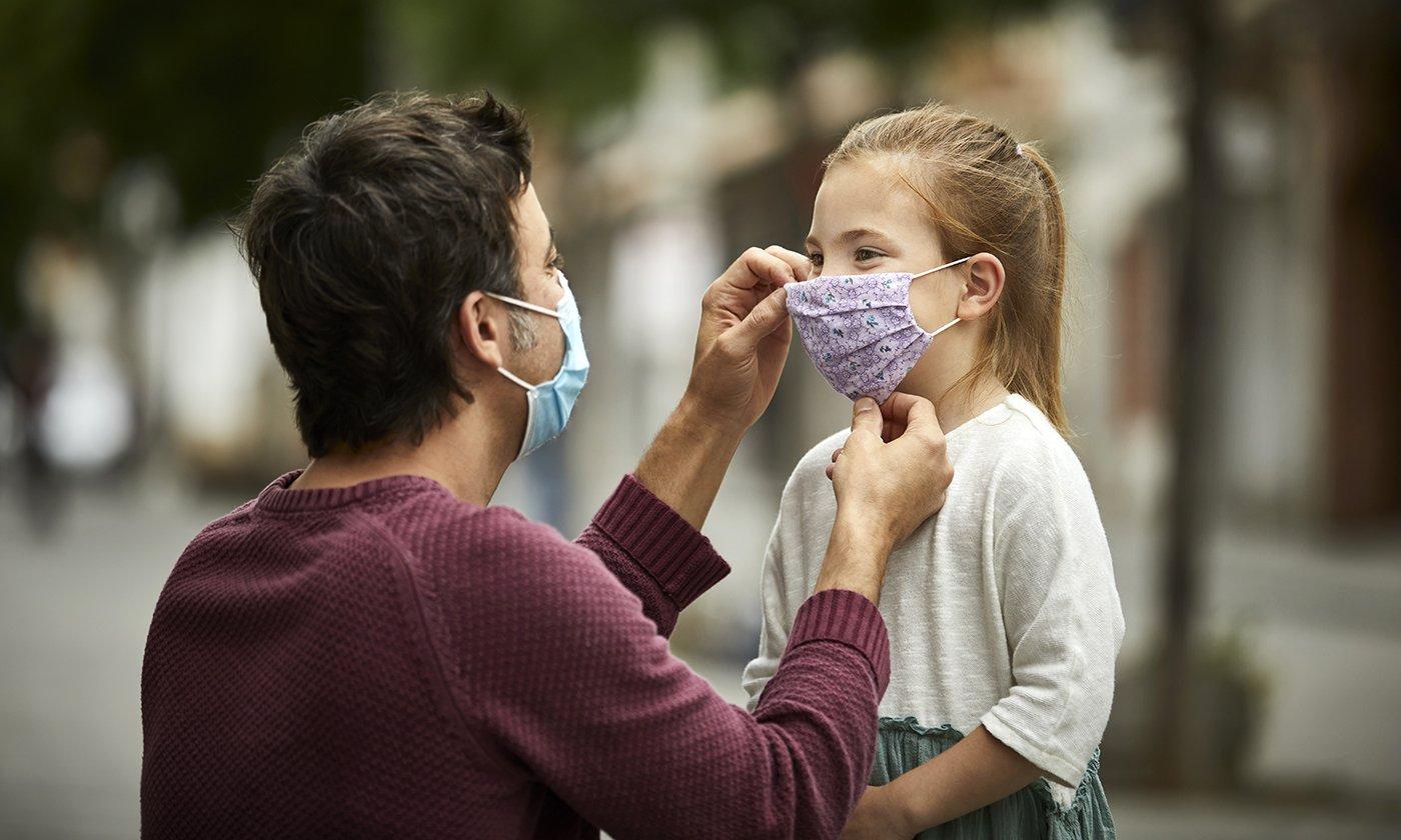 California Epidemiology Professor Recommends Masking Up